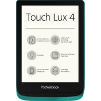 pocketbook pocketbook touch lux 4 lectore de e-book pantalla