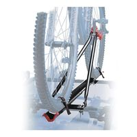 peruzzo portabicicletas techo uni mtb para 1 bicicleta 1 bike black
