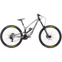 bicicleta nukeproof dissent 290 comp gx dh 2021 - concrete grey concrete grey