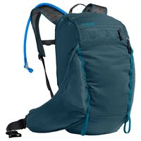 camelbak mochila sequoia 24 20lcrux 3l one size midnight teal  charcoal