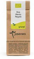 josenea anis-menta-regaliz bio granel 50 gr