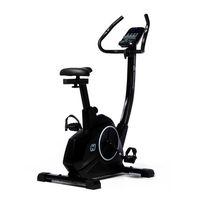 bodytone du20 - negro - bicicleta estatica