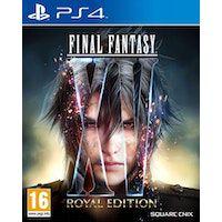 koch media final fantasy xv royale edition ps4