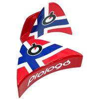 acople de sillin prologo world u-clip - norway flag norway flag