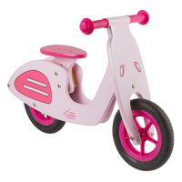 anlen vespa scooter 24 months-4 years pink