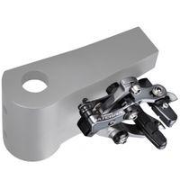 shimano ultegra 6810 road brake caliper   rear direct mount grey