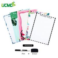 a5 magnetic writing whiteboard sticker fridge magnets erasable reminder message board office home daily schedule memo to do list