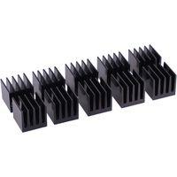 gpu heatsinks 15x15mm graphics card radiador disipador del chipset