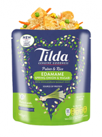 arroz basmati preparado con edamame y wasabi 140 grs