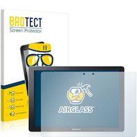 brotect protector pantalla cristal para samsung galaxy tabpro s - cristal vidrio 9h airglass