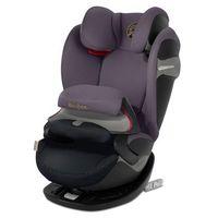 cybex gold  silla de coche pallas s-fix premium black - negro