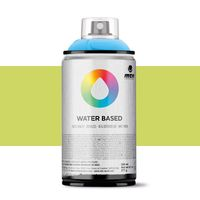 spray mtn water based brilliant yellow green light 300 ml