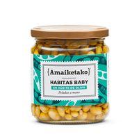 habitas baby en aceite de oliva 285gr