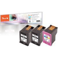 pi300-898 cartucho de tinta 3 piezas compatible alto rendimiento xl negro cian magenta amarillo