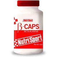 b caps beta alanina 100 unidades