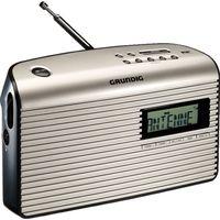 music bp 7000 dab portatil analogico y digital negro perlado radio despertador