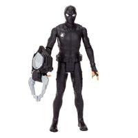 spider-man - stealth suit - figura 15 cm