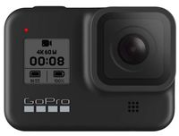 camara gopro hero 8 black - tactil 2 12mpx wifi bt max hypersmooth 4k6027k120 1080p