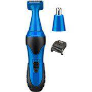 maquinilla de afeitar para hombres babyliss mini - azul