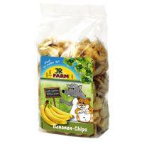 jr farm chips de platano para roedores y pajaros - 150 g