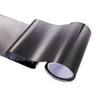 parabrisas delantero superior hoja de proteccion solar gradiente pelicula de tincion automatica pegatinas creativas del parabrisas calcomanias del cuerpo del vehiculo decoracion