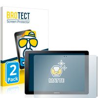 brotect protector pantalla mate para samsung galaxy book 106 sm-w620 2 unidades - anti-reflejos