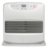 qlima calefactor de parafina portatil 428 w plateado sre 8040c