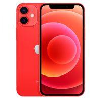telefono apple iphone 12 mini color rojo red 64 gb de memoria interna 4 gb de ram 5g pantalla super retina xdr de 54 camara dual de 12 mp con gran angular - smartphone completamente libre
