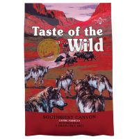 taste of the wild southwest canyon adult - 2 x 122 kg - pack ahorro
