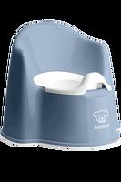 babybjorn orinal sillon azul profundoblanco