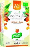 santiveri curcuma chai bio 20 filtros
