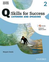 q skills for success 2nd edition listening  speaking 2 students book pack