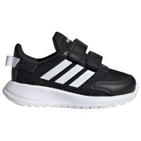 adidas zapatillas running tensaur run infantil eu 22 core black  footwear white  core black