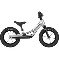 bicicleta sin pedales vitus smoothy - plateado plateado