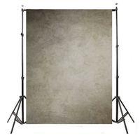 5x7ft cosecha gris pared arte fotografia fondo foto telon de fondo