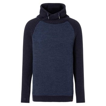 Jerséis Timezone Shawl Collar Pullover