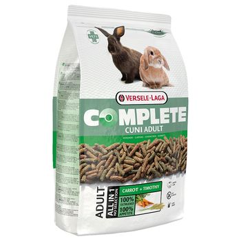 Versele-Laga Cuni Adult Complete para conejos - 2 x 1,75 kg - Pack Ahorro