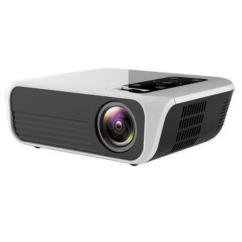 TOPRECIST84500lúmenes1080pcompleto HD LCD Proyector de cine en casa
