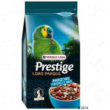 Versele-Laga Prestige Loro Parque para amazonas - 2 x 15 kg - Pack Ahorro