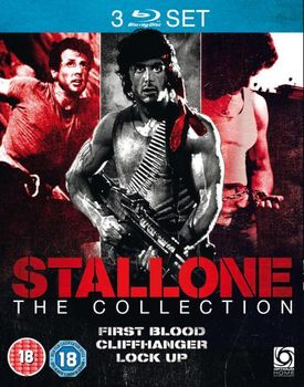 Stallone Triple (Acorralado / Cliffhanger / Encerrado)