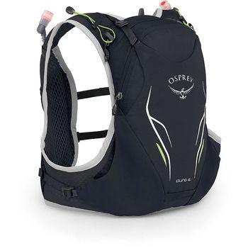 Osprey Duro 6 Hydration Pack  - Alpine Black - S/M, Alpine Black