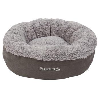 Scruffs Cama para gatos Cozy gris