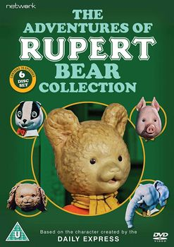 The Adventures of Rupert Bear: Collection