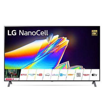 TV NanoCell 8K LG 55NANO956 - IPS, Smart TV IA, A9 3Gen., 100% HDR, Dolby Vision/Atmos