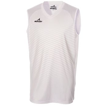Mercury Equipment Camiseta Sin Mangas Denver XXXL White