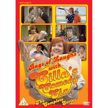 Cilla's Comedy Six - The Complete Series