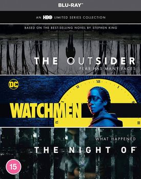 The Outsider/Watchmen/The Night Of Boxset