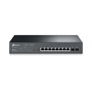 Tp Link T1500g 10mps Switch 8xgb Poe 2xsfp