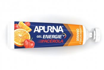 Apurna gel energy passage difficile booster acerola orange 35g